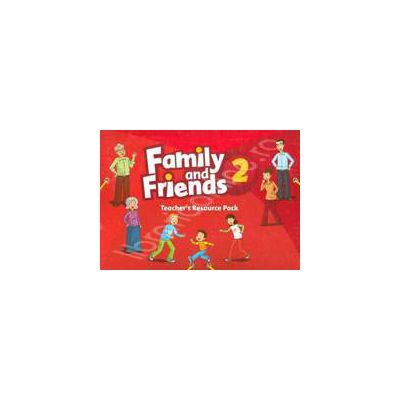Family and Friends 2 Teachers Resource Pack