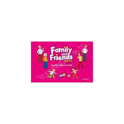 Family and Friends Starter Teachers Resource Pack