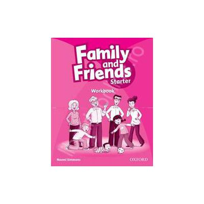 Family and Friends Starter Workbook
