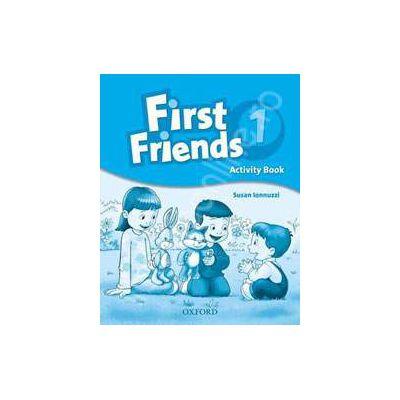 First Friends 1 Activity Book