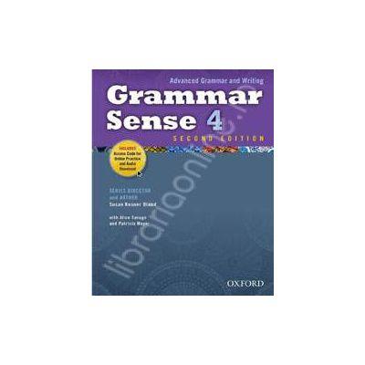Grammar Sense, Second Edition 4: Student Book Pack