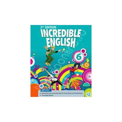 Incredible English 6 iTools DVD-ROM
