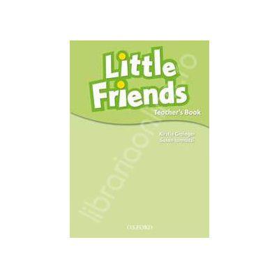 Little Friends Teacher Book