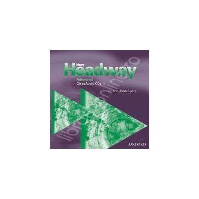 New Headway Advanced Class Audio CDs (2)