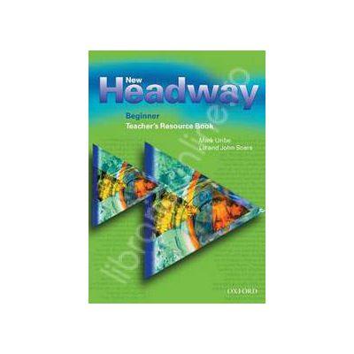 New Headway Beginner Teachers Resource Book