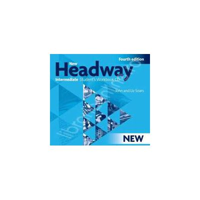 New Headway: Intermediate Fourth Edition: Students Workbook Audio CD