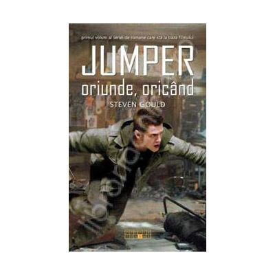 Jumper. Oriunde, oricand