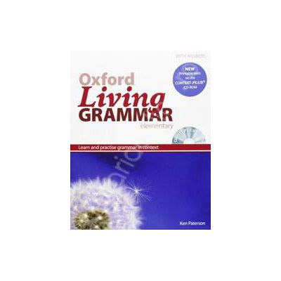 Oxford Living Grammar Elementary Students Book Pack