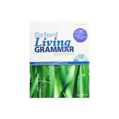 Oxford Living Grammar Pre-Intermediate Students Book Pack