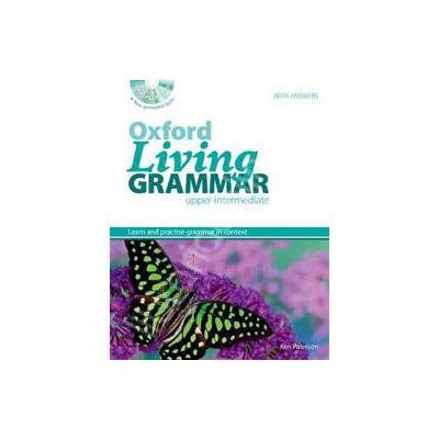 Oxford Living Grammar Upper-Intermediate Students Book Pack