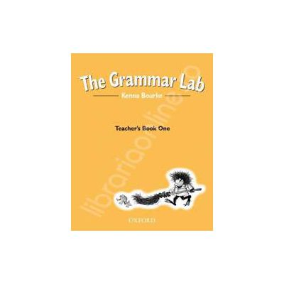 The Grammar Lab: Teachers Book One