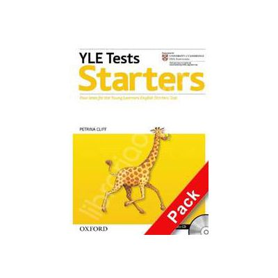 Cambridge Young Learners English Tests Starters Teachers Pack
