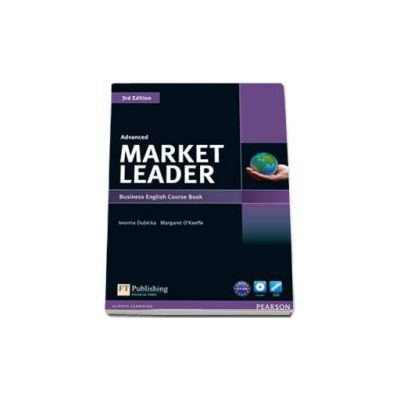 Market Leader 3rd Edition Advanced Level Coursebook and DVD-Rom Pack (Simon Kent)