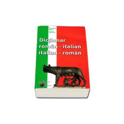 Dictionar, dublu Roman - Italian, Italian - Roman
