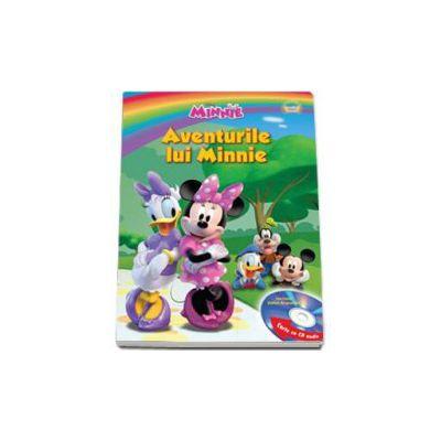 Disney, Aventurile lui Minnie (Carte cu CD)