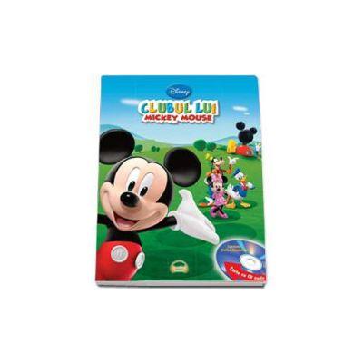 Disney, Clubul lui Mickey Mouse (Carte cu CD)