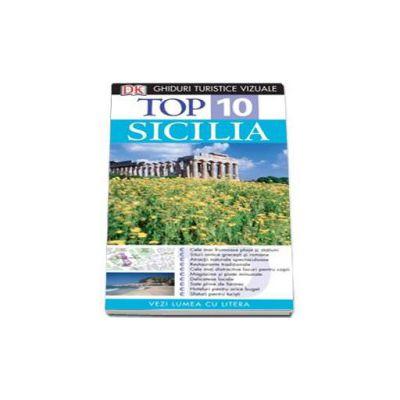 Ghid turistic vizual Sicilia - Colectia Top 10