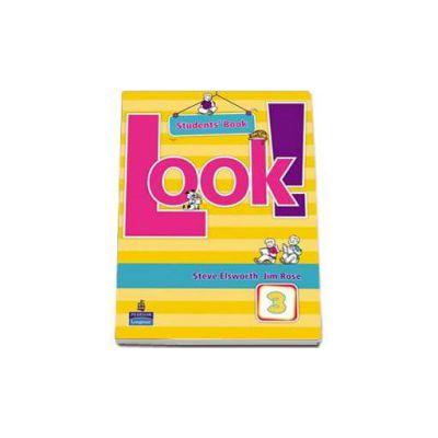 Look 3 Students Book (Steve Elsworth)