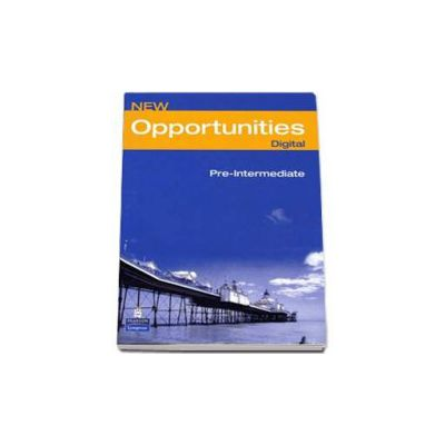 New Opportunities Pre-Intermediate Interactive Whiteboard - CD
