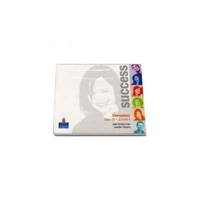 Success Elementary Class Audio CD (4 Cds) - Julie Parsons
