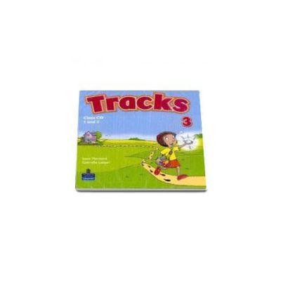 Tracks 3 Class CD - Global (2 Cds) - Gabriella Lazzeri
