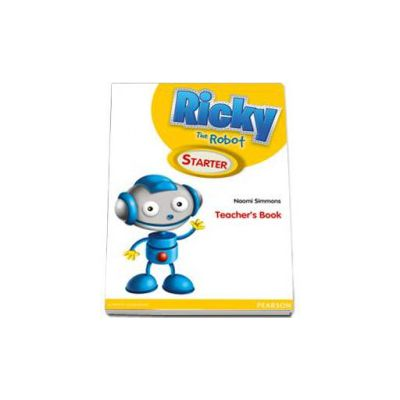 Ricky The Robot Starter Teachers Book (Naomi Simmons)