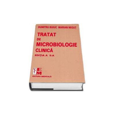 Buiuc Dumitru, Tratat de microbiologie clinica. Editia a II-a