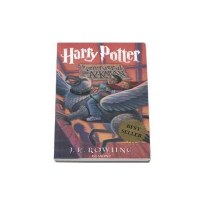 Harry Potter si prizonierul din Azkaban - Volumul 3. Editie necartonata