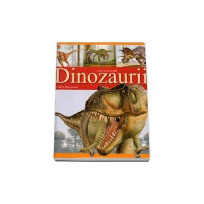 Dinozaurii - Enciclopedie A-Z 142 de ilustratii