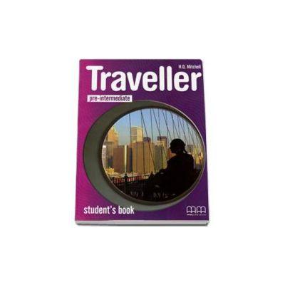 Traveller Pre-Intermediate Students Book - Manualul elevului clasa a VI-a