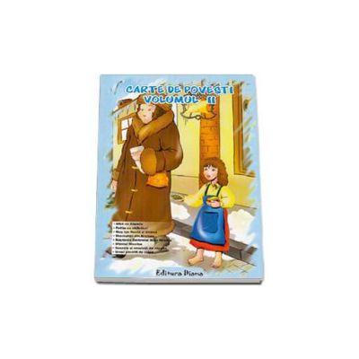 Carte de povesti volumul II