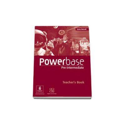 Powerbase Teachers Book Level 3 - Pre-Intermediate (David Evans)