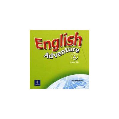 English Adventure Starter A - Class CD (Cristiana Bruni)