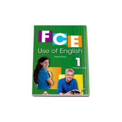 Curs de limba engleza FCE Use of English 1 Teachers Book, Manualul profesorului (Editie revizuita)