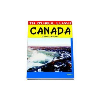 Canada - ghid turistic (Silvia Colfescu)
