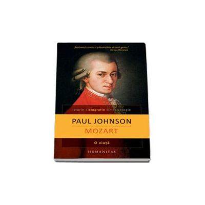 Paul Johnson, Mozart. O viata