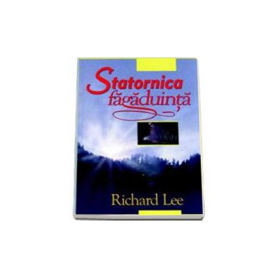 Richard Lee, Statornica fagaduinta