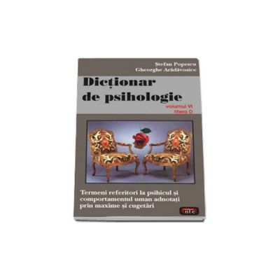 Dictionar de psihologie vol. 6