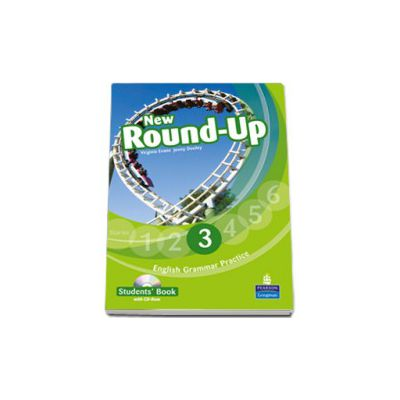 New Round-Up 3 Student Book 3rd (Sudents' Book with CD-Rom)