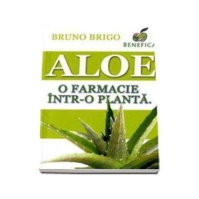 Aloe. O farmacie intr-o planta