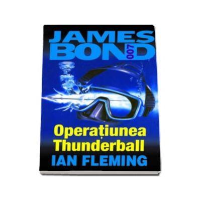 Operatiunea Thunderball - Carte de buzunar