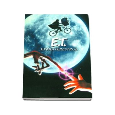 E. T. Extraterestrul - Carte de buzunar