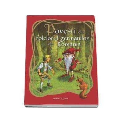 Roland Schenn, Povesti din folclorul germanilor din Romania