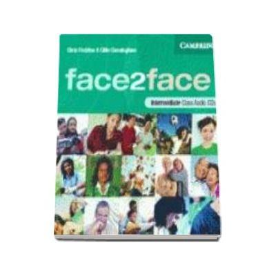 Chris Redston - Face2Face Intermediate Class Audio CDs (3) - Pentru clasa a XI-a