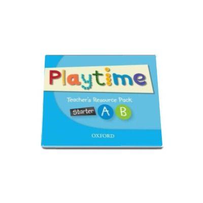 Playtime Starter, A&B Teachers Resource Pack