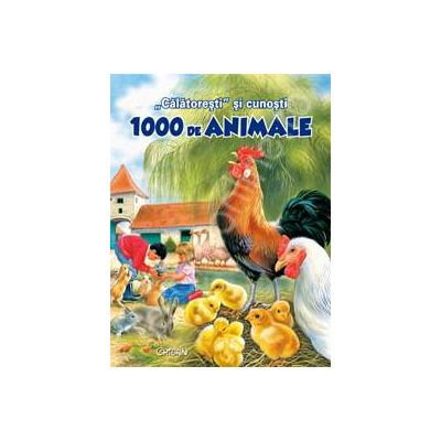 ,, Calatoresti' si cunosti 1000 de animale