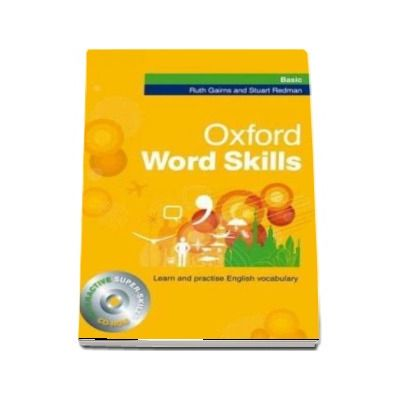 Oxford Word Skills. Basic. Students Pack - with interactive super-skills CD-ROM (Ruth Gairns and Stuart Redman)