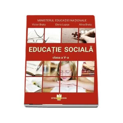 Educatie sociala, manual pentru clasa a V-a de Elena Lupsa