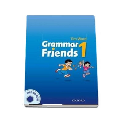 Grammar Friends 1 Students Book with CD-ROM Pack (Tim Ward)