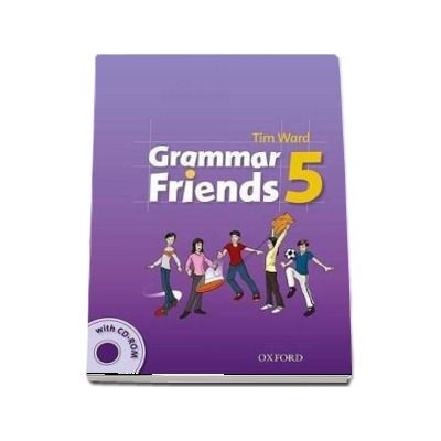Grammar Friends 5: Students Book with CD-ROM Pack (Tim Ward)